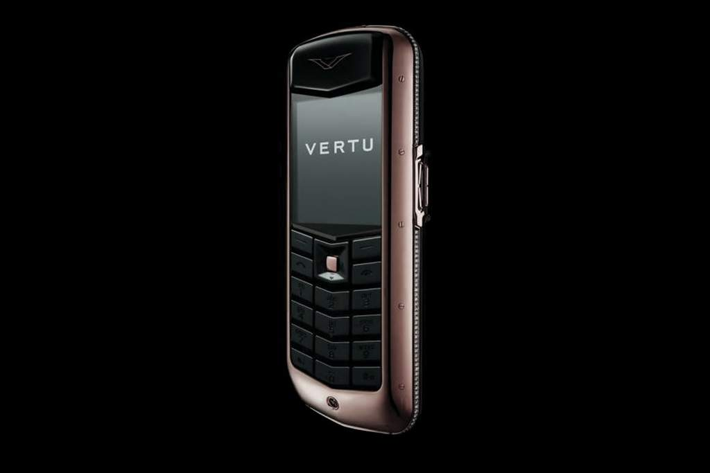 Vertu Constellation Pink Gold 888 Diamond Limited Edition