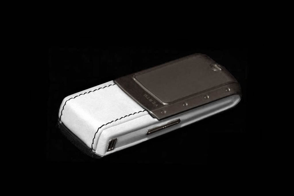 VERTU ASCENT LUX LEATHER PRIVATE PHONE MODDING EDITION by MJ VIP Genuine Leather: Lizard, Iguana, Varanus, Crocodile, Cow, Bull, Buffalo, Pig, Fish, Chicken, Snake...